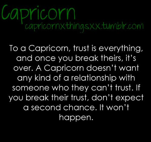 Capricorn- never found a quote more true then this one