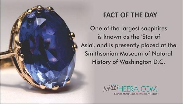 #facts #sapphire #starofasia #smithsonian #washington #myheera