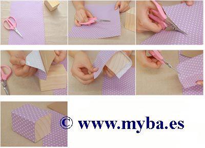 Mejores 10 im genes de trabajos con telas adhesivas en - Trabajos manuales con telas ...