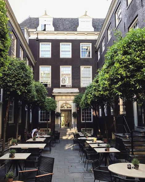 DYLAN HOTEL AMSTERDAM               account that is new (to me) and inspiring. I don't recall who posted Natasja Sadi's work first, but I have recently seen more and more of her breathtaking work. Based in Amsterdam …