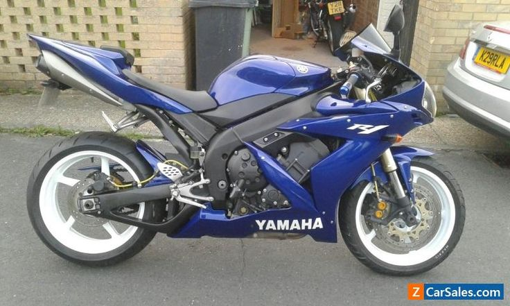 2005 YAMAHA R1 5VY CHEAP SPORTS BIKE RUNS PERFECT #yamaha #yzfr1 #forsale #unitedkingdom