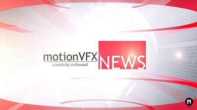 Broadcast News Template for Motion 5 and Final Cut Pro X - motionVFX.com