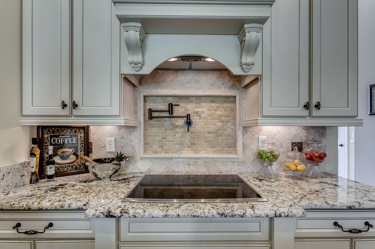 The valencia ii model kitchen by dream finders homes of - Singular kitchen valencia ...