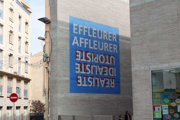 Philippe CAZAL, Ville de Saint-Etienne ▪︎ Saint-Étienne engage depuis plusieurs années des chantiers de revalorisation de son patrimoine, intimement lié au design. La ville a demandé à Art Entreprise de mettre en œuvre un programmes d'interventions artistiques, servant dans ce contexte à l'émergence de nouveaux symboles urbains.
