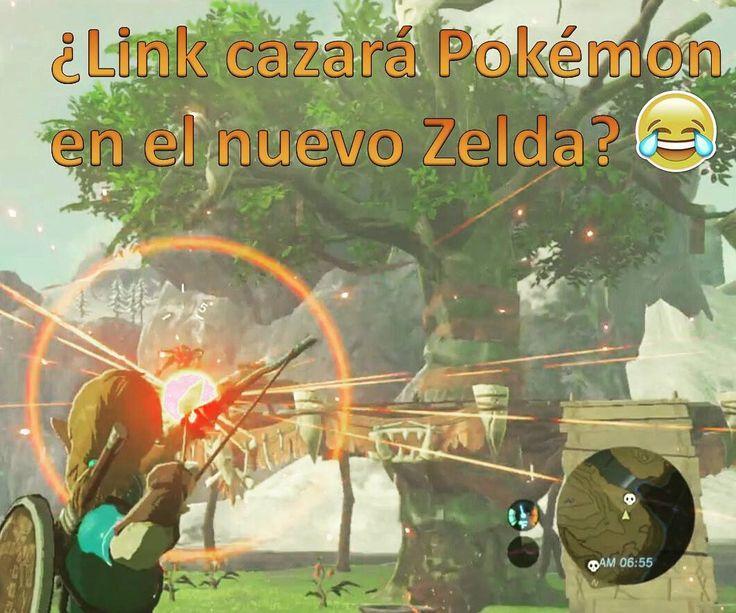 #zelda #pokemon #pokemongo #nintendo #videojuegos http://www.alfabetajuega.com/noticia/the-legend-of-zelda-breath-of-the-wild-muestra-sus-tipos-de-flechas-en-un-nuevo-clip-de-video-n-72697