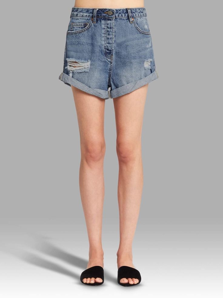 Camilla And Marc - Delphine Denim Short