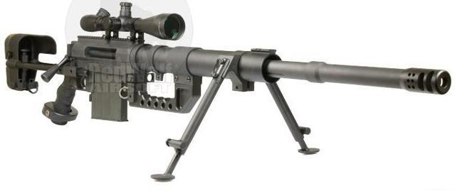 ARES CheyTac M200 Intervention Sniper Rifle
