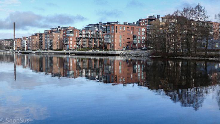 Tampere. Nykyistä Ratinaa