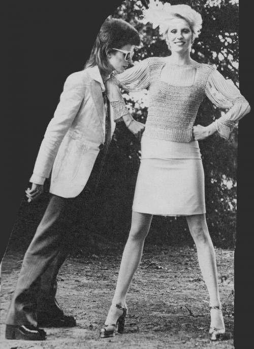David & Angie, 1973.