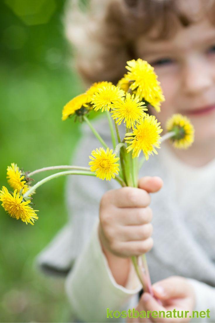 Früh übt sich, auch wenn es um das Thema gesunde Ernährung geht. Mit diesen Wildpflanzen kannst du Kinder behutsam an die kostbare Natur heranführen.