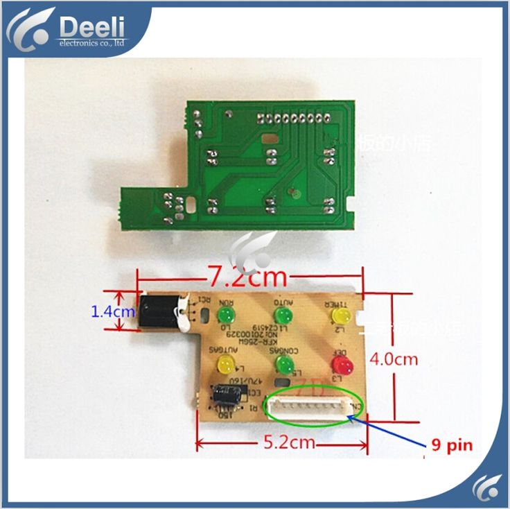 19.00$  Watch now - http://ali3ev.shopchina.info/go.php?t=32603024245 - 95% new Original for Midea air conditioning Signal receiving board KFR-23GW/DY-I1Y KFR-35GW/DY-I1Y KFR-25GW/I1Y  #aliexpresschina
