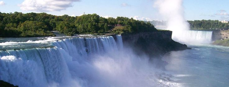 Niagara Falls Attractions - Maid of the Mist, Fantasy Island, Fallsview Casino, Niagara-On-The-Lake, Skylon Tower - Branches of Niagara Campground
