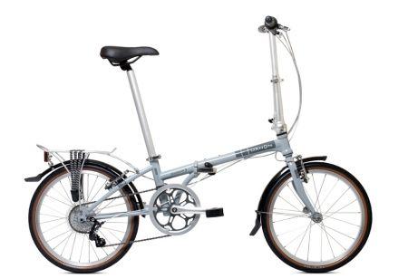 Dahon! foldable bike!