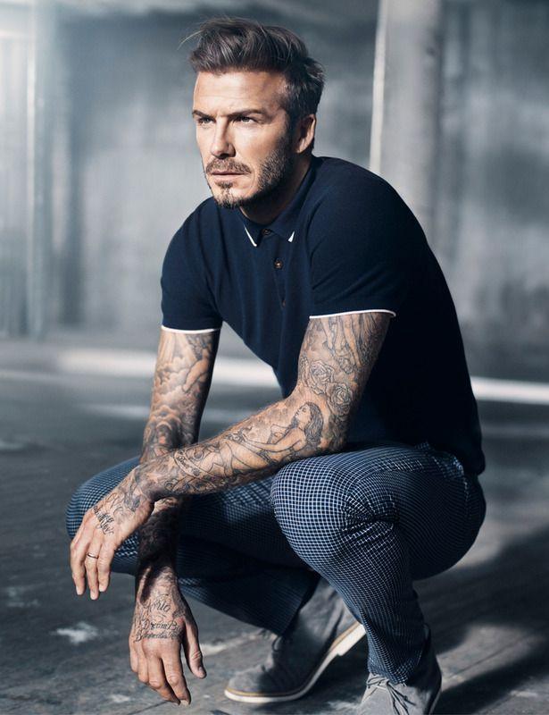'Modern Essentials selected by David Beckham'
