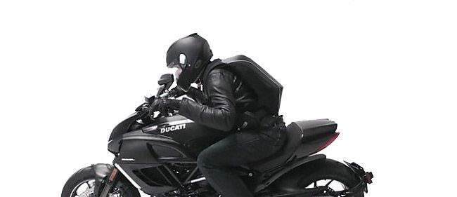 Rider with Backpack | Life-Tips! | Pinterest | Motorcycle ...