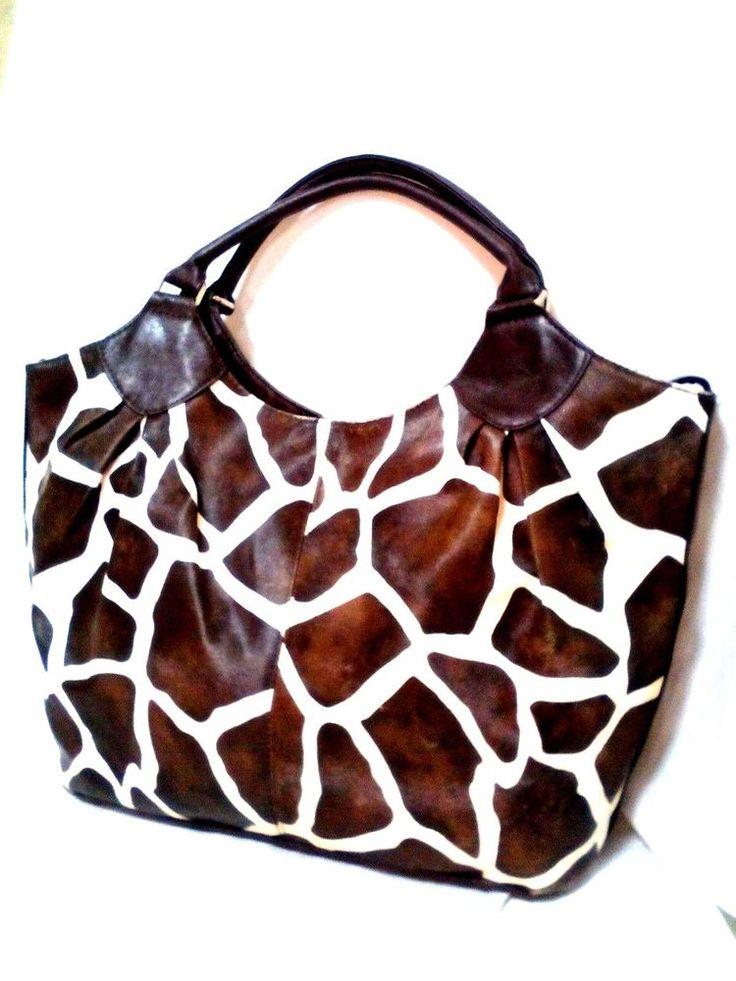 Animal Print Satchel, Handbag, Purse, Tribal Bag #Payless #BeachBagClutch