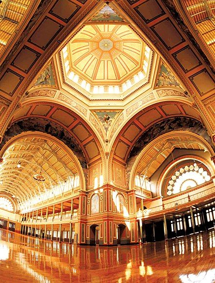 I lived in this place as a kid..  Royal Exhibition Museum Melbourne, Australia…