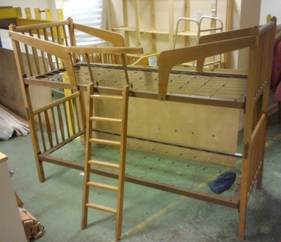 Retro Vintage 1960 S Myers Bunk Bed Bases Furniture We
