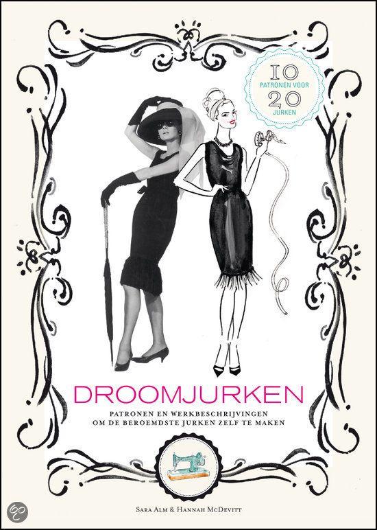 Zelfgemaakte couture: #patronen en #naaiboeken   Lees verder http://trendbubbles.nl/zelfgemaakte-couture-patronen-en-naaiboeken/ #boeken #naaien #zelf #kleding #maken
