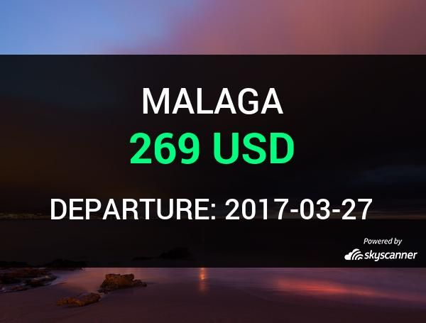 Flight from Orlando to Malaga by Norwegian #travel #ticket #flight #deals   BOOK NOW >>>