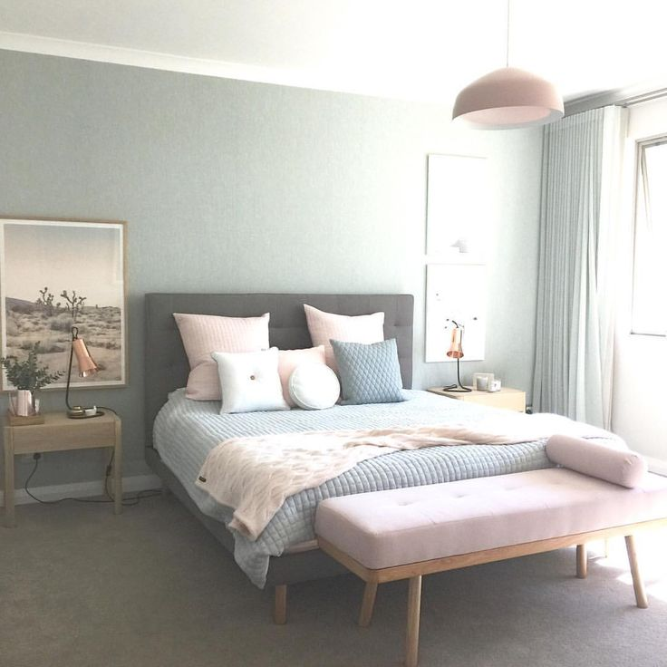 Sieh dir dieses Instagram-Foto von @designdevotee an • Gefällt 650 Mal%categories%Bedroom|Scandinavian|Green|Beds