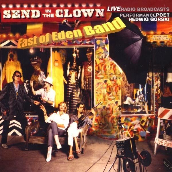 Hedwig & East Of Eden Band Gorski - Send In The Clown, Ivory