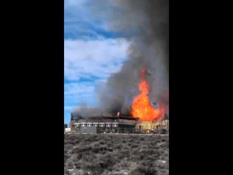 Wyoming Natural Gas Compressor Station Explodes