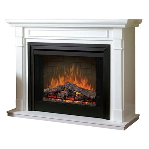 Dimplex 39 Inch Electric Fireplace Mantel Package