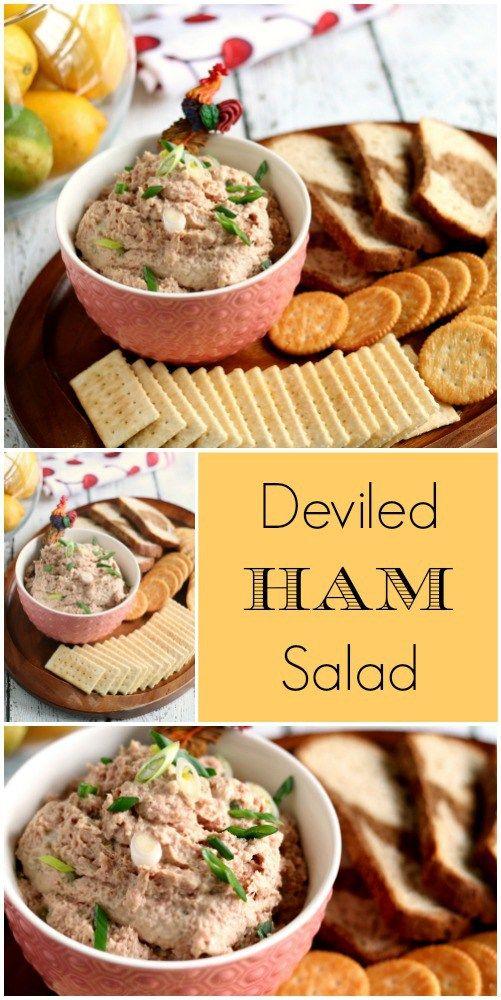 ideas about Deviled Ham Recipe on Pinterest | Smoked Ham Recipe, Ham ...