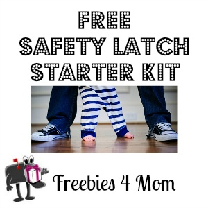 Did you know that P is mailing out FREE Safety Latch Starter Kits - Request yours --> http://freebies4mom.com/2013/01/11/latch/