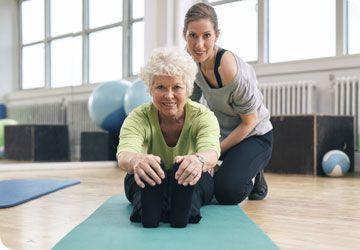 Cancer du sein, activité physique vs douleurs articulaires