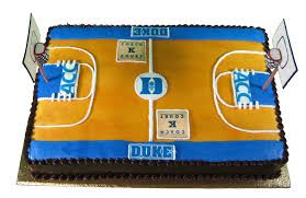 Image result for images of basketball court cakes