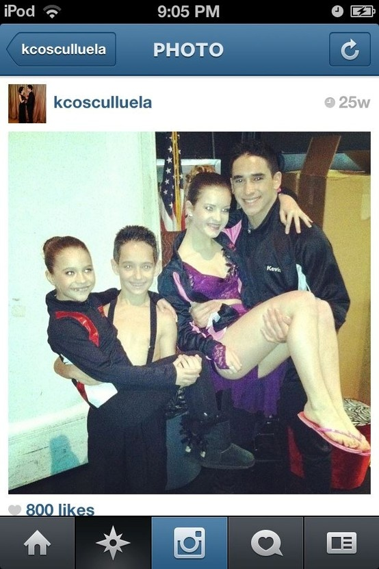 17 Best images about Gino Cosculluela on Pinterest | Dance ... Brooke Hyland And Kevin Cosculluela