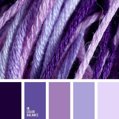color lila, color malva, color morado, malva oscuro, matices de color malva, matices violetas, morado, morado y malva, paleta del color violeta monocromática, paleta monocromática, tonos lilas, tonos violetas.