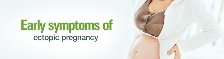The early symptoms of ectopic pregnancy are difficult to detect because they often mimic the signs of a normal pregnancy. Therefore, we should establish first the... See more at: http://www.discountmedicalsupplies.com/doctors/consultant-news/early-symptoms-ectopic-pregnancy #ectopicpregnancysymptoms,