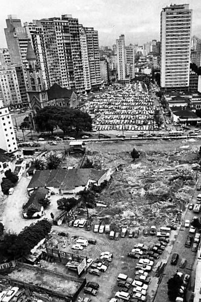 Acervo praça Roosevelt - 12/07/2016 - Acervo - Fotografia - Folha de S.Paulo
