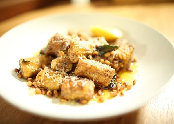 Pumpkin and ricotta gnudi recipe - The Cooks Pantry