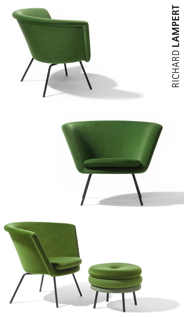 A rediscovered treasure – ›H57‹ chair by Herbert Hirche and ›LITTLE TOM‹ stool by Alexander Seifried