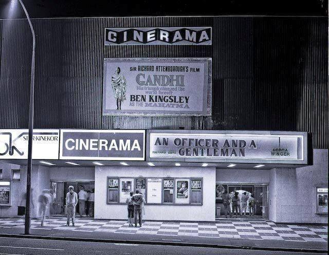Cinerama - Louis Botha Avenue - Orange Grove