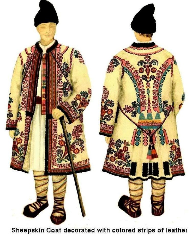 29 best Romania\'s traditional costumes images on Pinterest ...