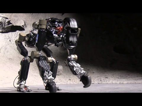 New 2014 DARPA Building Real Life Terminators Military Robots Documentary & Discovery HD | All kinds of cool robots.