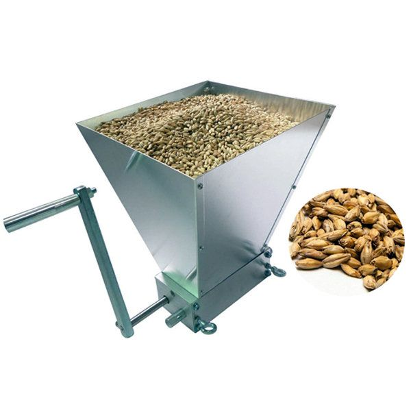 Hand Held Malt Grain Mill Machine Home Brewed Beer Machine Multifunction Bar Tool at Banggood