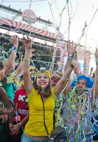 Sziget Festival in Budapest is one of the biggest music and cultural festivals in Europe - http://welovebudapest.com/culture/check.out.the.2015.sziget.festival.map.where.will.it.lead.you