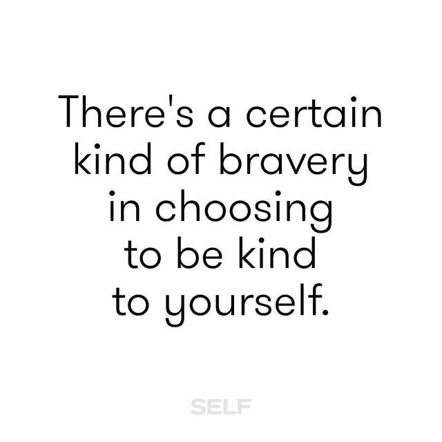 Self-love isn't always the easiest, but bravo to everyone out there working hard to love themselves a little more every day. #TeamSELF
