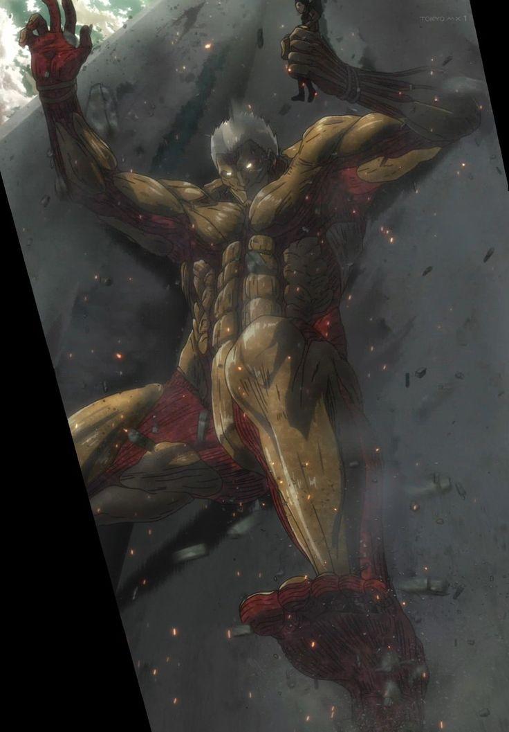 Attack on Titan - Season 2 Episode 31