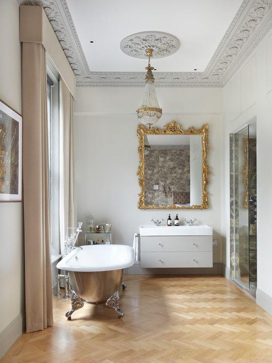 Die besten 25+ Barock spiegel gold Ideen auf Pinterest Barock - franzosische luxus einrichtung barock design
