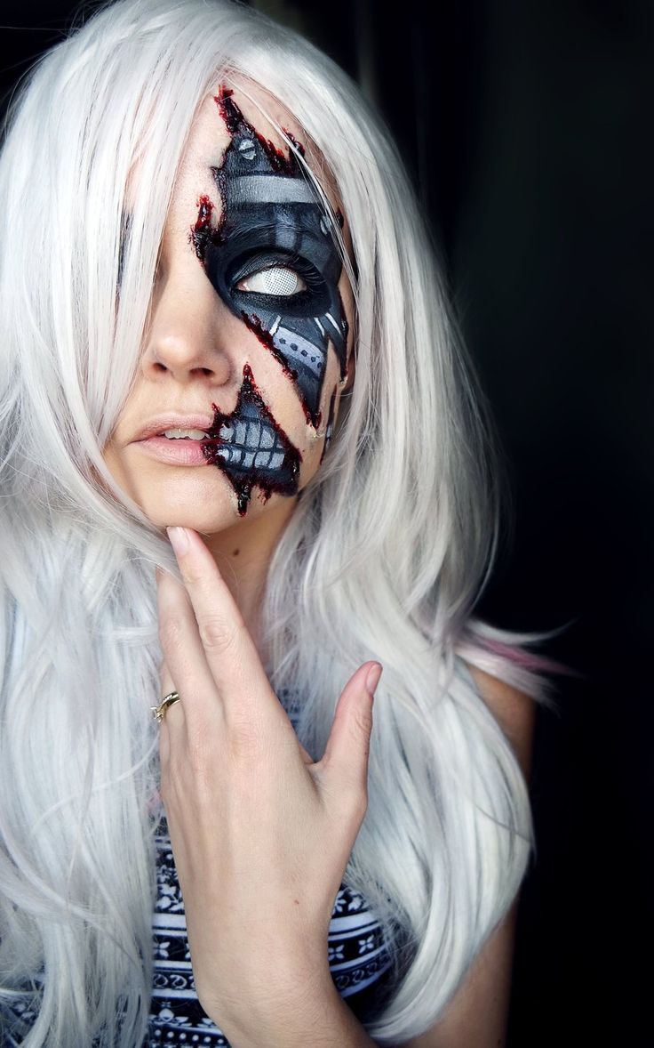 Creative Halloween Makeup Ideas