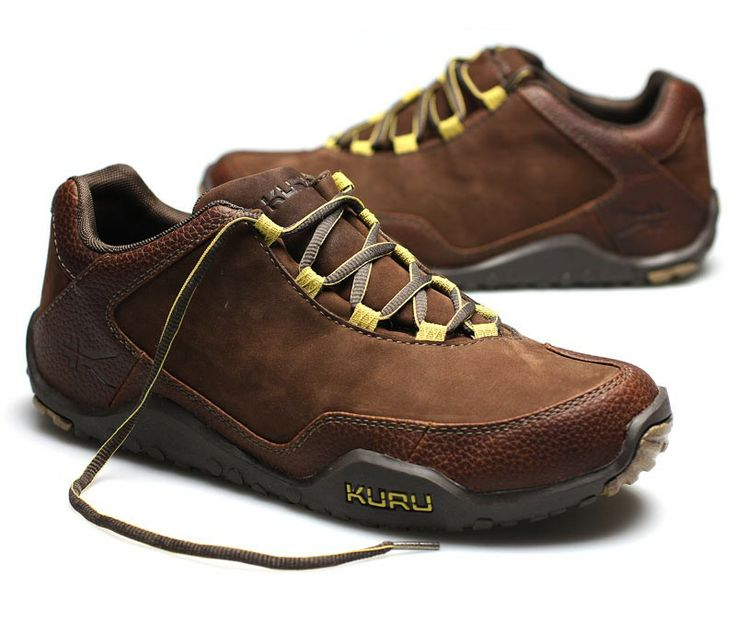 Mens Chicane Hiking Shoes Umber/Goldenrod - Shoes For Foot Pain | Menu0026#39;s Shoes For Plantar ...