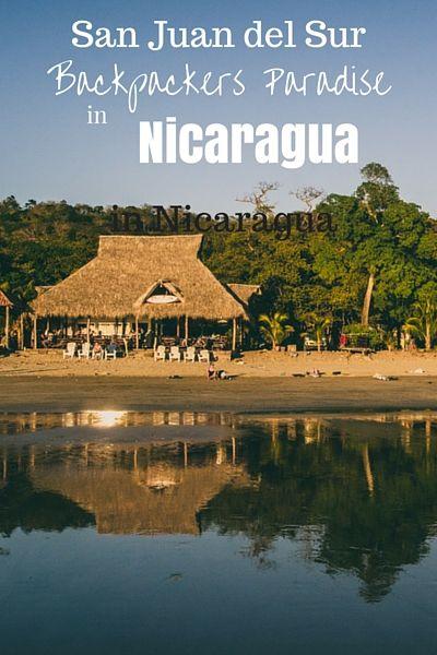 San Juan del Sur - a Backpackers Paradise in Nicaragua