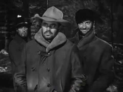MULHERES EM PERIGO - filme de faroeste com Glenn Ford e Gene Tierney